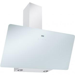 Franke Glass Linear Vertical FPJ 915 V WH /SS White glass Beyaz Cam 90'lık Davlumbaz