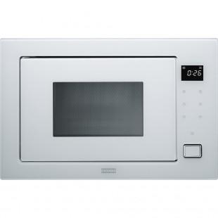 Franke Microwave Crystal FMW 250 CR2 G WH White glass Mikrodalga