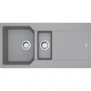 Franke Urban UBG 651-100 Fragranite Stone Grey Granit Evye